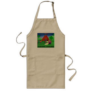 Circus with Harry the Hog Apron