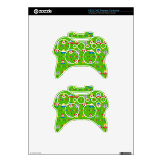 Circus Xbox 360 Controller Decal
