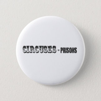 Circuses = Prisons Button