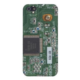 Circut Board iPhone 5 Cover