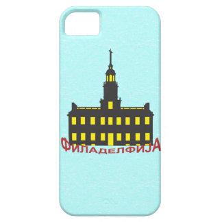 Cirílico 1 de Philadelphia Funda Para iPhone SE/5/5s