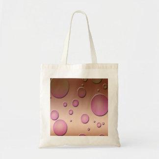 Cirlce bubbles bag