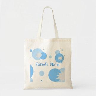 Cirlce Burst Bags