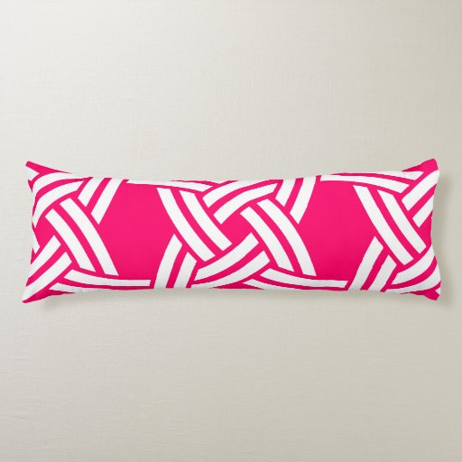 cirlce link any custom color pillow body pillow zazzle. Black Bedroom Furniture Sets. Home Design Ideas