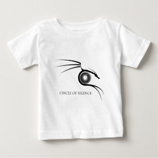 Cirlce of Silence Graphic - Dark Baby T-Shirt