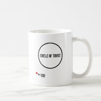 CIRLCLEOFTRUST COFFEE MUG