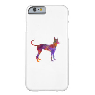 Cirneco Dell Etna in watercolor Barely There iPhone 6 Case