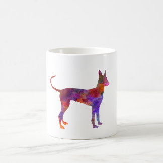 Cirneco Dell Etna in watercolor Coffee Mug