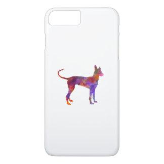 Cirneco Dell Etna in watercolor iPhone 8 Plus/7 Plus Case