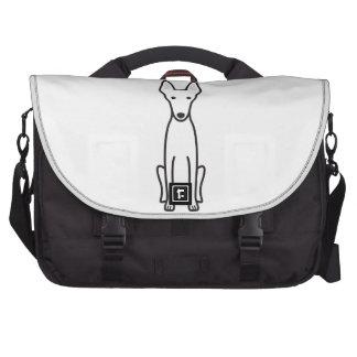 Cirneco dell Etna Laptop Commuter Bag