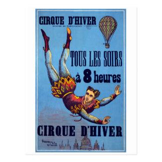 Cirque dʹHiver, c.1880 Postcard