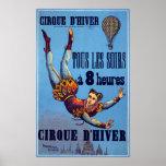 Cirque dʹHiver, c.1880 Poster