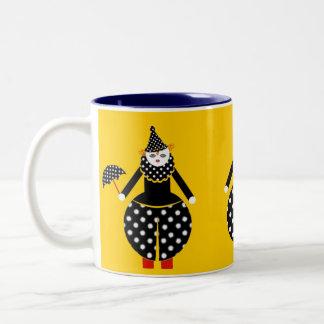 Cirque de Martzkins Clown Mug