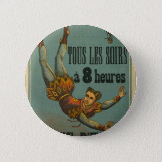 Cirque D'Hiver Button