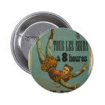 Cirque D'Hiver Pins