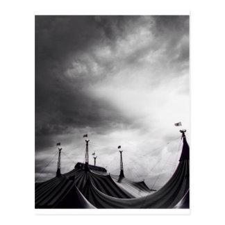 Cirque Tent Postcard