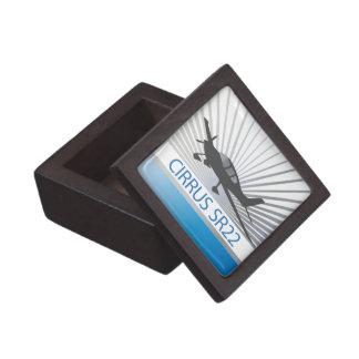 Cirro SR22 Caja De Recuerdo De Calidad