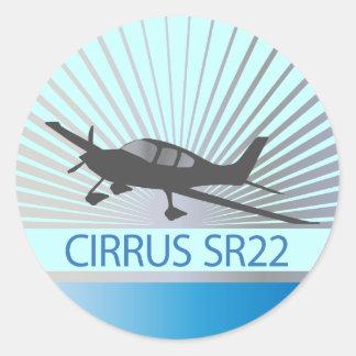 Cirro SR22 Etiqueta