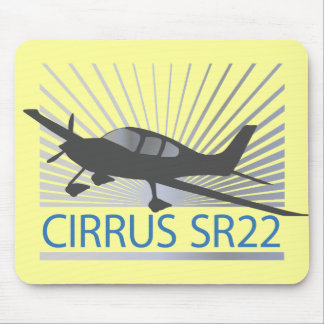 Cirro SR22 Alfombrillas De Raton
