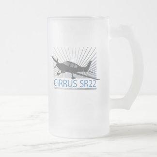 Cirro SR22 Tazas De Café