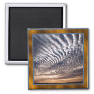 Cirrocumulus Clouds Magnet