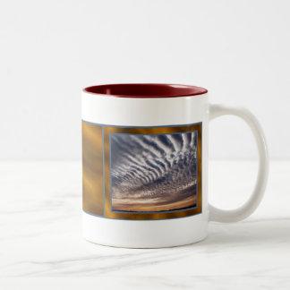 Cirrocumulus Clouds Mug