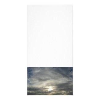 Cirrostratus Clouds Card