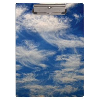 Cirrus Clouds like Angels flying Clipboard