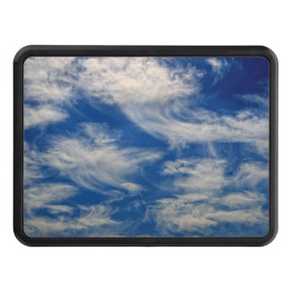 Cirrus Clouds like Angels flying Tow Hitch Covers