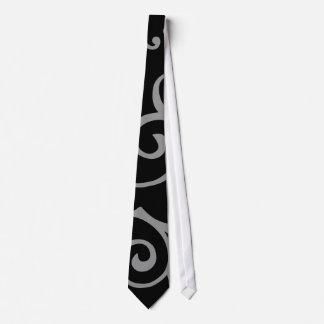 Cirrus Ebony (Grey) Tie