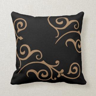 Cirrus Ebony (Tan) Pillow