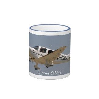 Cirrus SR22 - 2, Cirrus SR-22 Ringer Mug