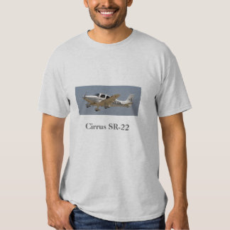 Cirrus SR22, Cirrus SR-22 T-Shirt