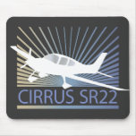 Cirrus SR22 Mouse Pad