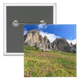 Cirspitzen Dolomites Buttons