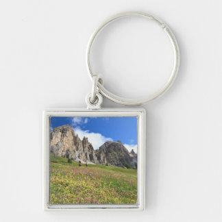 Cirspitzen Dolomites Keychain
