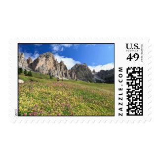 Cirspitzen Dolomites Postage Stamps