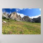Cirspitzen Dolomites Print