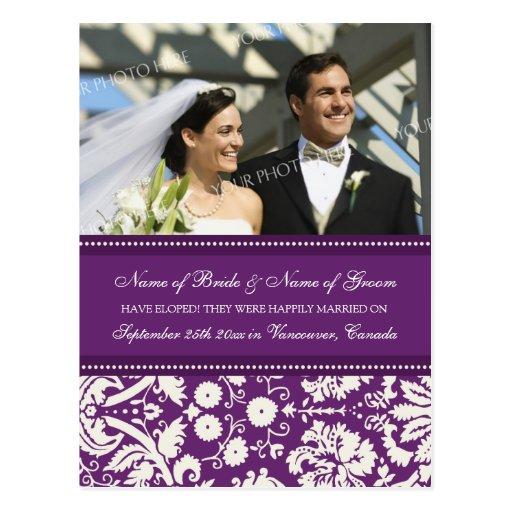 Ciruelo de las postales de la foto de la invitació