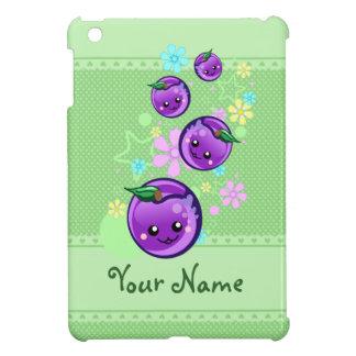 Ciruelos lindos del bebé iPad mini cobertura