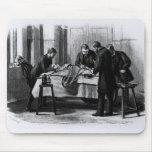 Cirugía antiséptica, 1882 alfombrillas de raton