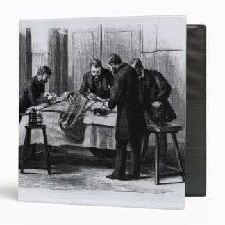 "Cirugía antiséptica, 1882 carpeta 1 1/2"""