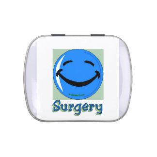 Cirugía del HF Frascos De Dulces
