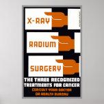 Cirugía del radio de la radiografía impresiones