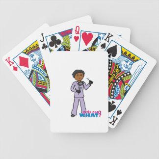 Cirujano 4 baraja de cartas