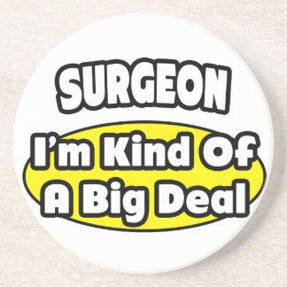 Cirujano = clase de una gran cosa posavasos manualidades