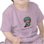 Cirujano futuro camisetas
