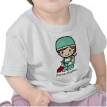 Cirujano futuro - muchacho camisetas