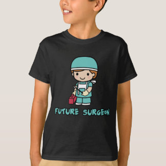Cirujano (muchacho) camisas