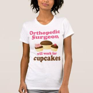 Cirujano ortopédico divertido camisetas